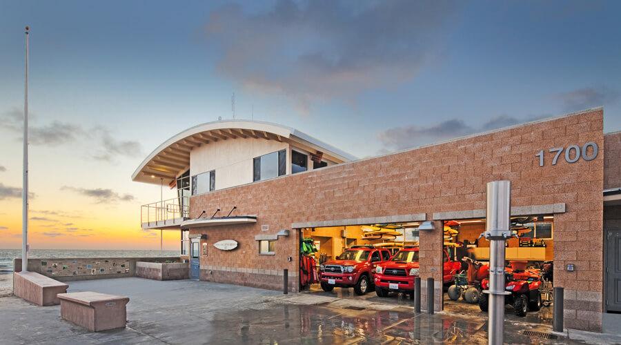 Del Mar Lifeguard Station