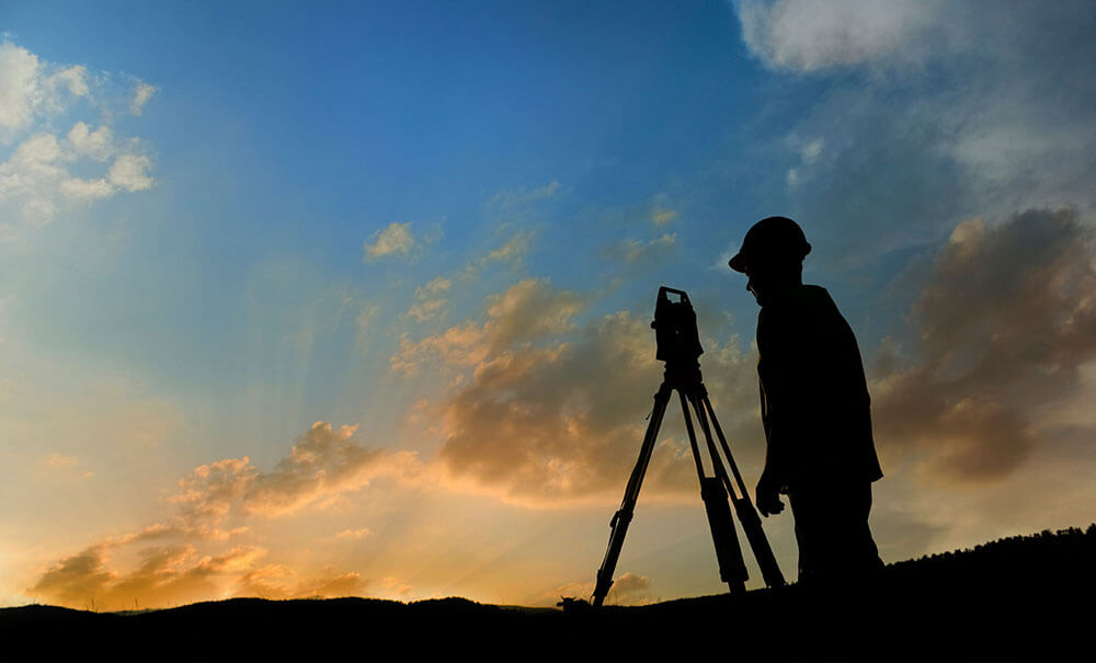 Land Surveying + Mapping