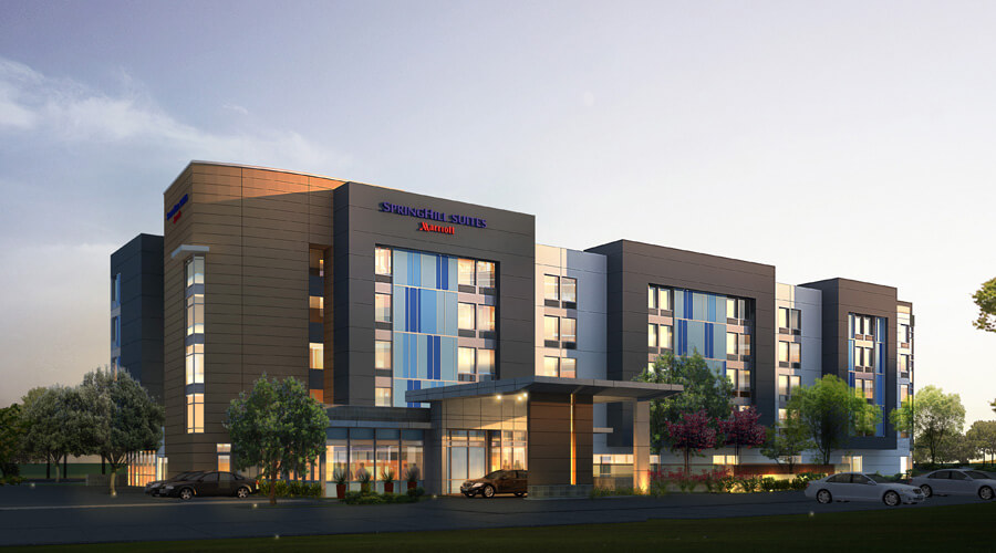 Mission Valley SpringHill Suites