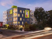 Crest Urban Apartments by Murfey Construction is now leasing!