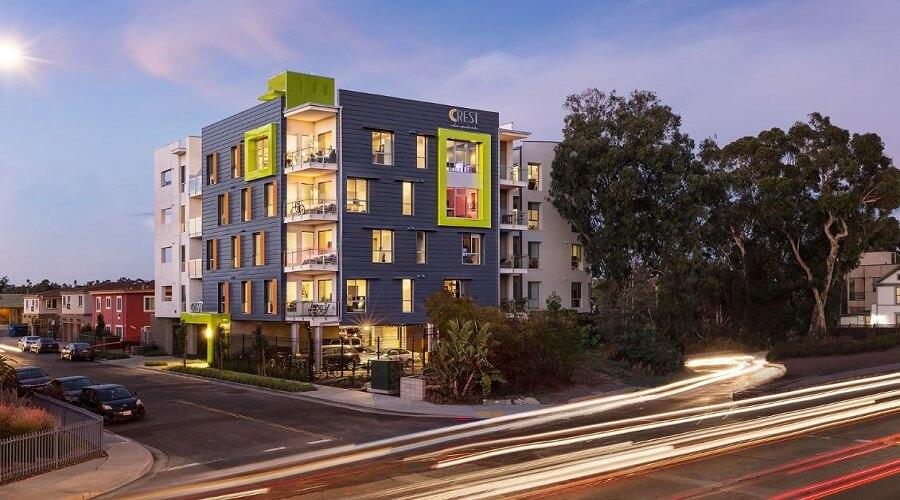 Crest Urban Apartments