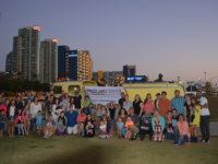 PLSA End of Summer Family Picnic at San Diego's Waterfront Park
